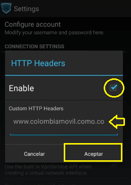 droidvpn 2016 colombia internet gratis android