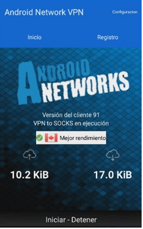 internet gratis con android network vpn apk