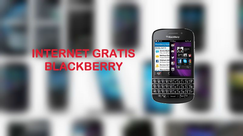 Internet gratis para blackberry telcel julio 2018