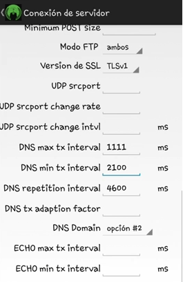 nuevo server your freedom 3g unefon