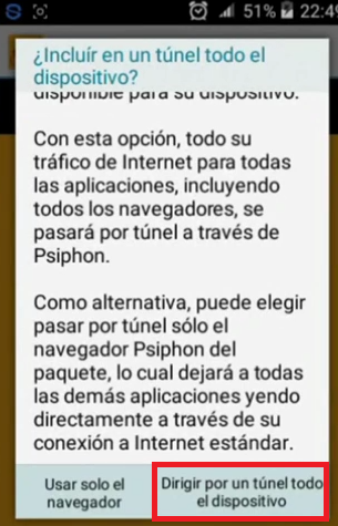 abrir handler vpn apk android movistar internet