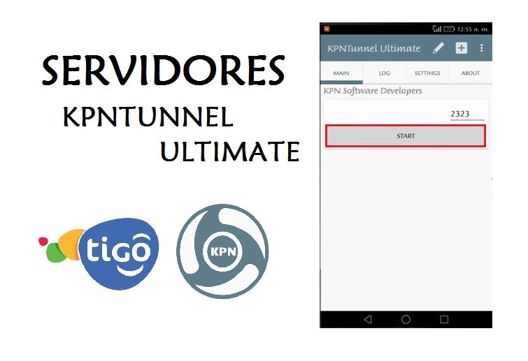 nuevo server tigo kpntunnel ultimate apk free