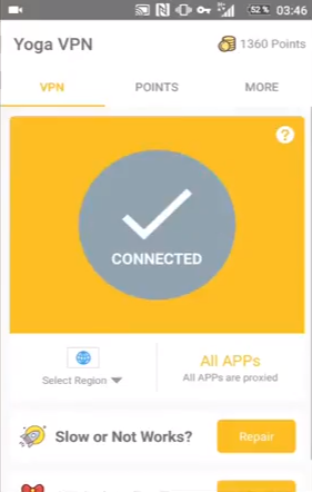 yoga vpn apk net free android personal