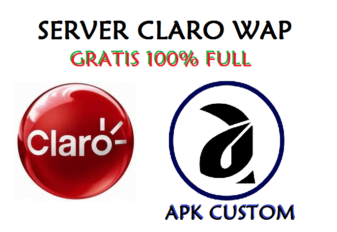 descargar server apk custom claro wap