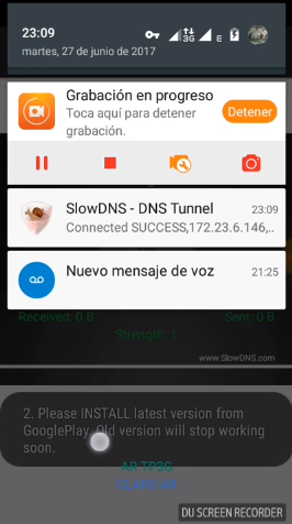 datos moviles gratis android 2017 slowdns