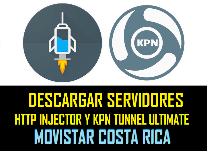 descargar servidores movistar costa rica http injector kpn tunnel