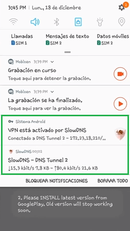 4g lte 3g gratis uff movil 2018 android slowdns apk vpn