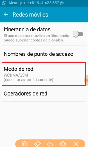 cambair 3g android internet gratis con host ip