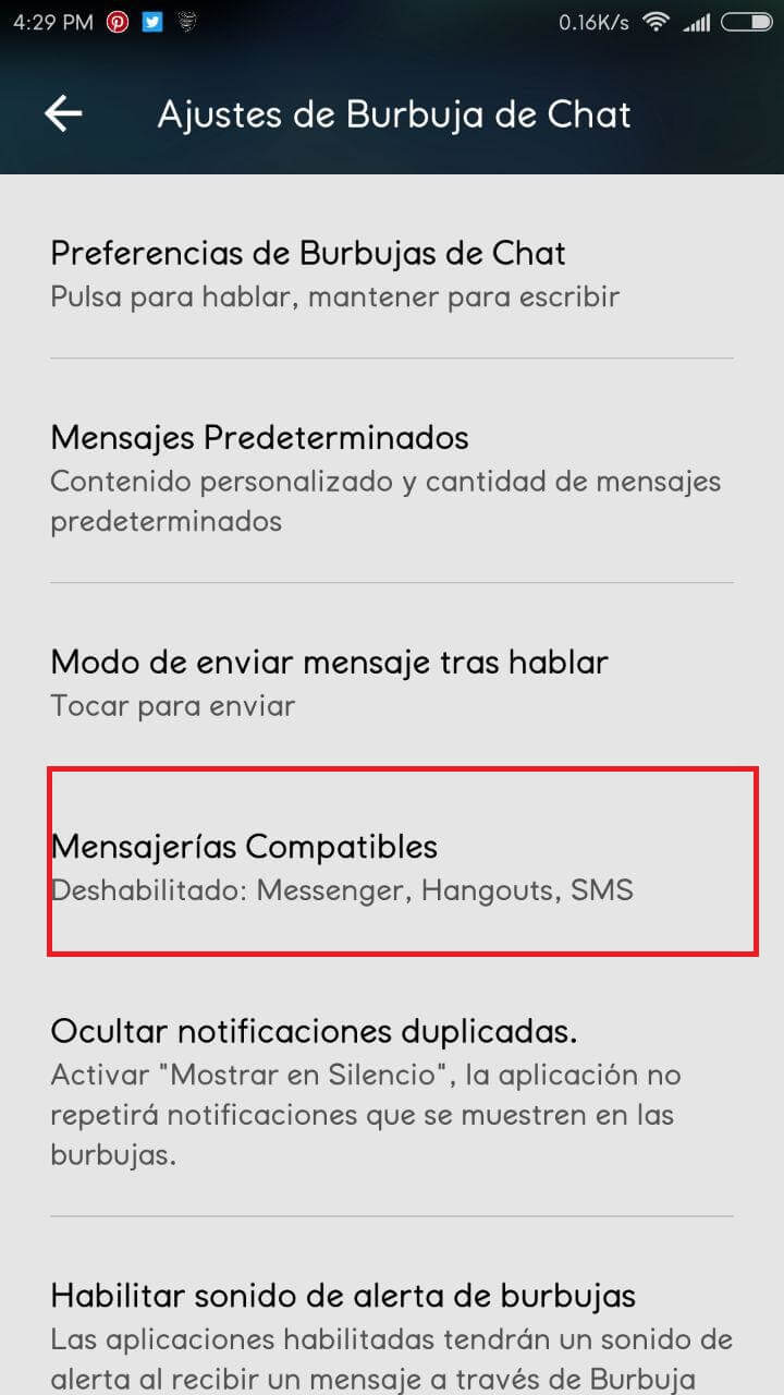 ocultar escribiendo y en linea iphone whatsapp facebook
