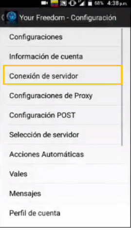 conectar your freedom netfree tigo el salvador 2018