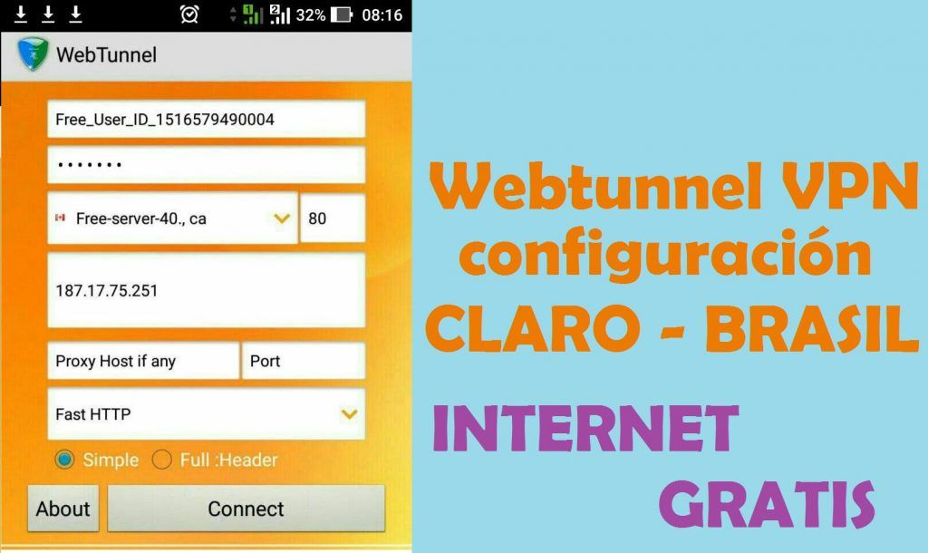descargar header host claro brasil 2018 internet gratis