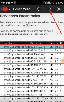 internet gratis netfree movistar your freedom vpn