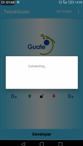 conectar tweakguate apk gratis para android cnt netfree 4g lte