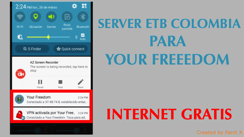 descargar servidor etb colombia your freedom vpn apk 2018