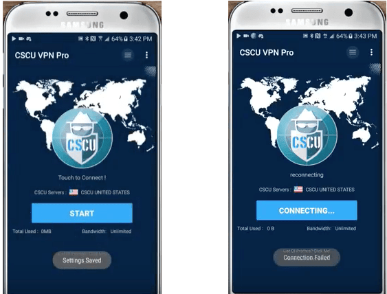 cscu vpn pro apk android host trick netfree