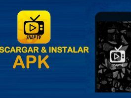 descargar snap tv apk app android iphone pc windows gratis