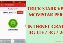 descargar trick stark vpn apk movistar peru 2018 internet gratis