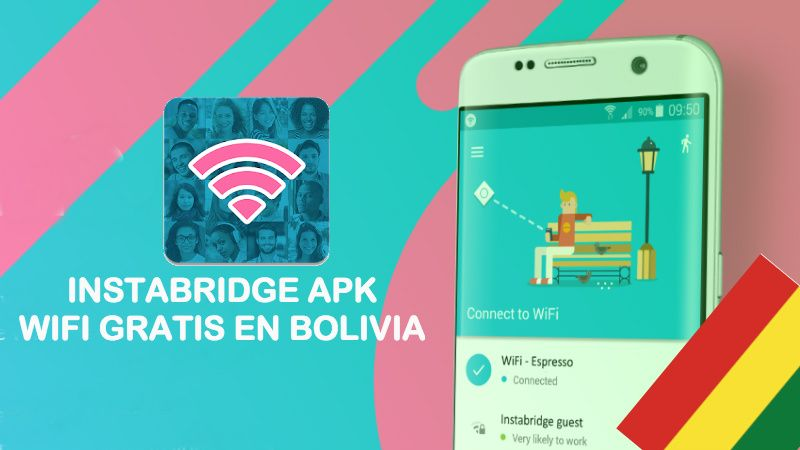 conseguir wifi gratis bolivia 2018 ilimitado instabridge apk android iphone pc vip premium descargar
