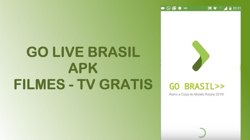 descargar instalar go live brasil apk gratis android iphone pc smart tv