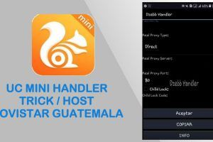 configurar uc mini browser handler movistar guatemala internet gratis 2018