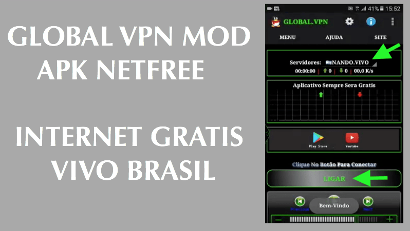 global vpn mod apk descargar configurar internet gratis vivo br 2018